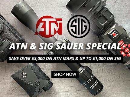 ATN & Sig Sauer Specials