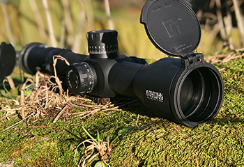 Preowned Rifle Scopes