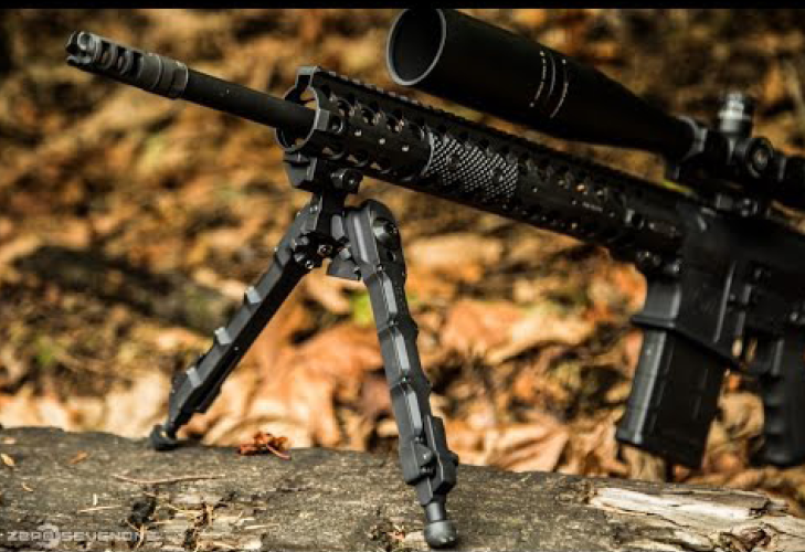 Bipods, Tripods & Shooting Rests