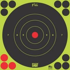"Pro-Shot 8"" SplatterShot® Green Bullseye Target"