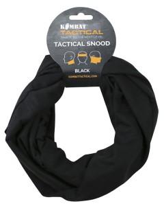 Kombat UK Tactical Snood - Black