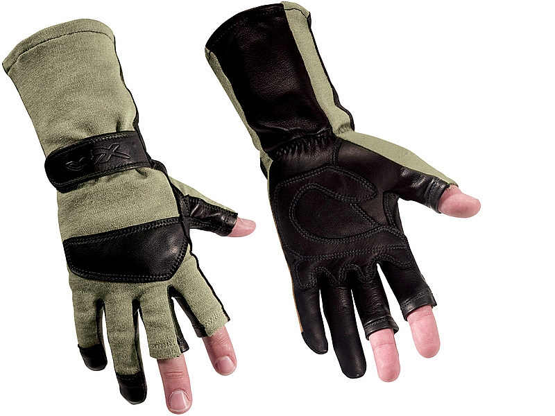 Wiley X Aries Gloves - Foliage Green