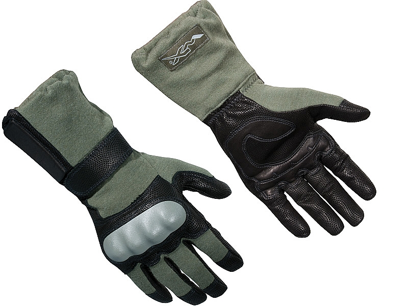 Wiley X TAG-1 Gloves - Foliage Green - XX-LARGE