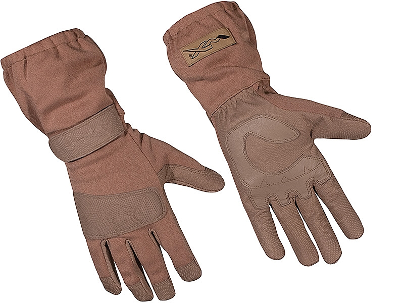 Wiley X Raptor Gloves - Coyote