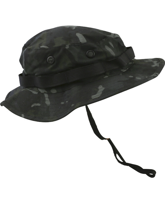 Kombat UK Boonie Hat - US Style Jungle Hat - BTP Black Optics Warehouse