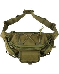 Kombat UK Tactical Waist Bag - Coyote