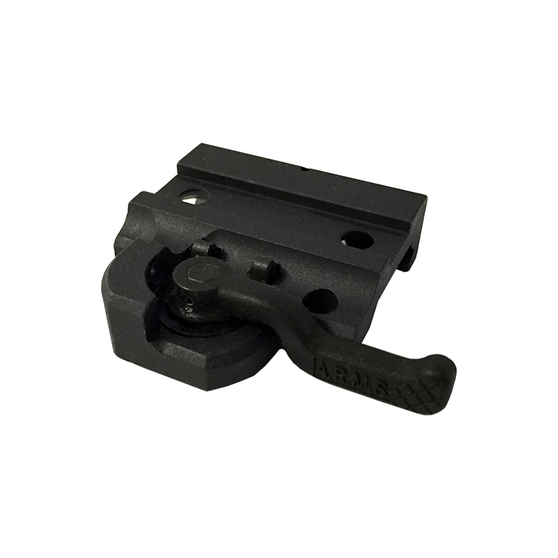 A.R.M.S.® #17®S Throw Lever® Mount