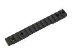 Tier One Remington 700 Short Action - 0 MOA Picatinny Rail