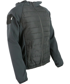 Kombat UK Venom Tactical Jacket - Black