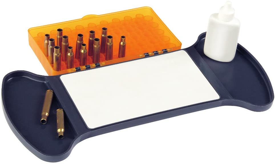Smartreloader SR104 Case Lube Pad With Reloading Tray Optics Warehouse