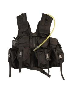 Kombat UK Ultimate Assault Vest - Black Optics Warehouse