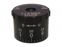 Sightron Tactical Elevation Turret for SIII10-50x60 MOA 19 MOA