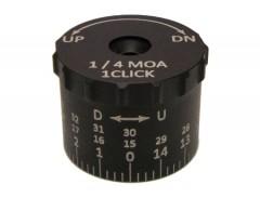 Sightron Tactical Elevation Turret for SIII6-24x50 MOA 40 MOA