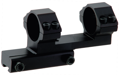 """UTG 1"""" 1 Piece Bidirectional Offset Airgun Mount w/Stop Pin"""