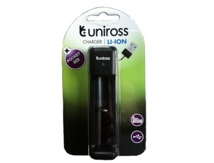 Uniross 18650 USB Battery Charger for 3.7V Batteries