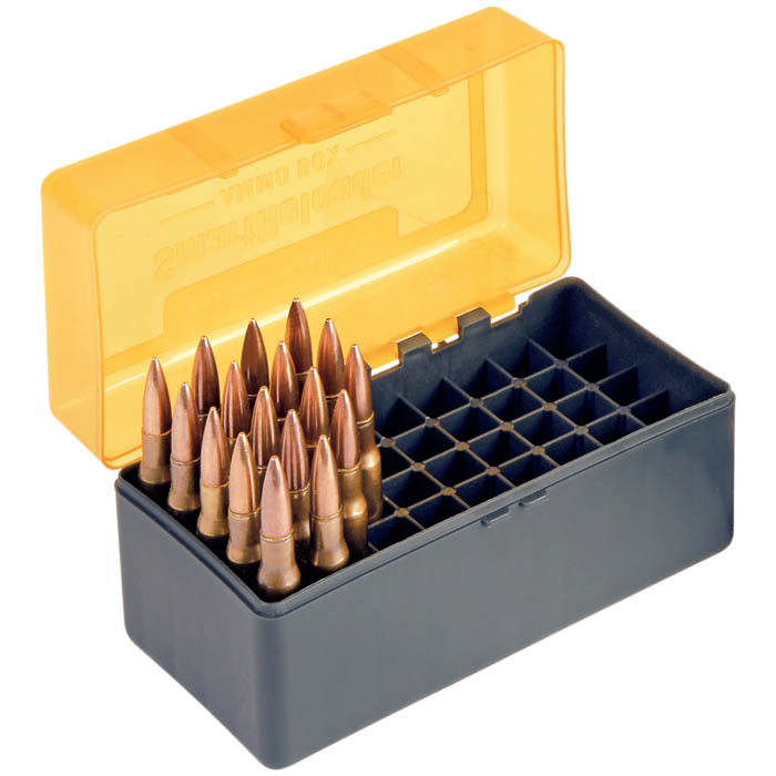 Smart Reloader Ammo Box 36 Rounds - #9 - .240 Wby. Mag, .25-06 R, .257 Roberts, .270 W, .280 R, .30-06 Springfield etc.