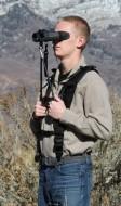 Field Optics BinoPOD Harness & Pack System ( Black ) Optics Warehouse
