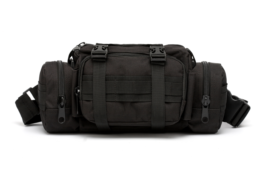 Territory Supply 5.5L Tactical Waist Bag - Black