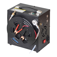 BSA Portable PCP Compressor 12V battery or 110-220V AC