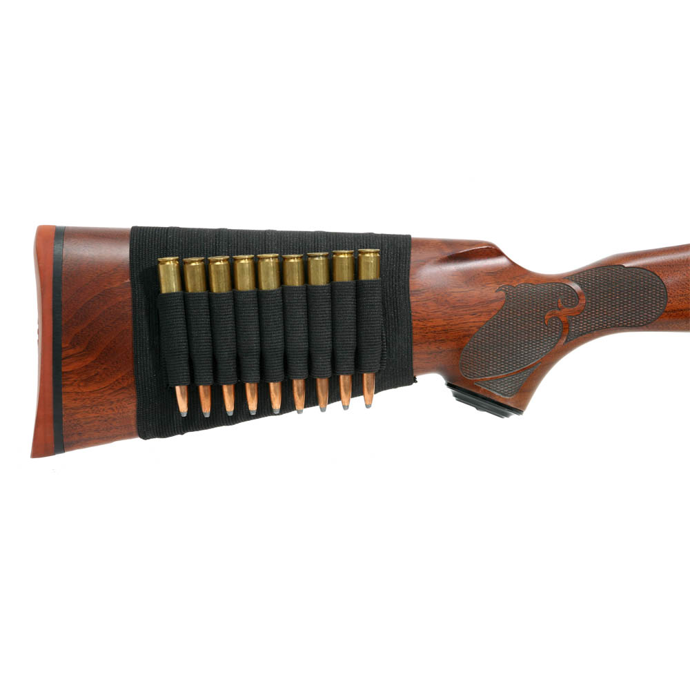 The Outdoor Connection Elastic Rifle 9x Cartridge Carrier