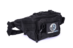 Territory Supply Tactical Waist Bag - Black