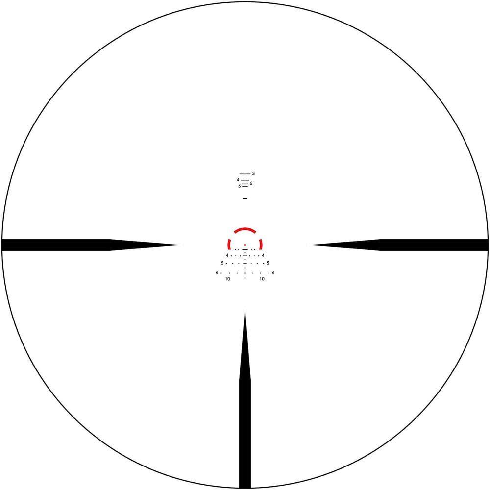 Vortex Strike Eagle 1-6x24 AR-BDC3 MOA Rifle Scope SE-1624-2 Optics Warehouse
