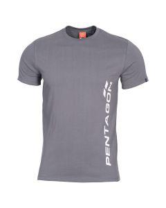 Pentagon Ageron Vertical T-Shirt - Wolf grey