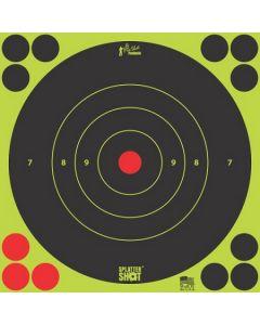 """Pro-Shot 6"""" SplatterShot® Bullseye Green"""