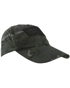 Kombat UK Tactical Operators Baseball Cap - BTP Black