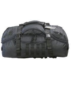 Kombat UK Operators 60 Litre Black Duffle Bag