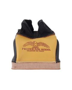 Protektor Deluxe Double Stitched Bunny Ear Rear Shooting Rest Bag with Heavy Doughnut Bottom