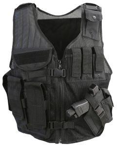 Kombat UK Cross Draw Tactical Vest - Optics Warehouse