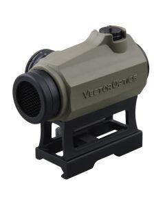 Vector Optics Maverick 1x22 QD SOP (IPX6) Red Dot Sight