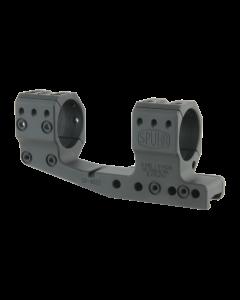 Spuhr SP-4022 34mm Cantilever 0/MIL/0 MOA Picatinny Scopemount