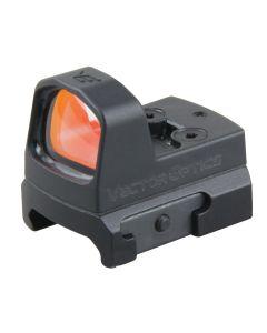 Vector Frenzy-S 1x16x22 Auto Light Sensor 3 moa Red dot - Includes Weaver Mount
