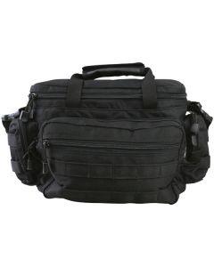 Kombat UK Alpha 15 Litre Black Grab Bag