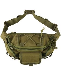 Kombat UK Tactical Coyote Waist Bag
