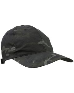 Kombat UK Adult Baseball Cap - BTP Black