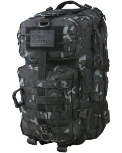 Kombat UK 40 Litre Hex-Stop Reaper Pack - BTP Black