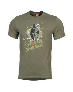 Pentagon Spartan Warrior T-Shirt - Olive
