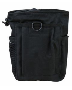 Kombat UK Large Dump Pouch - Black - Optics Warehouse