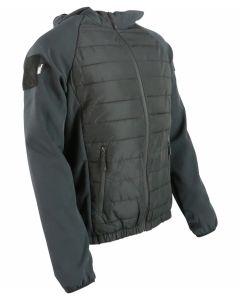 Kombat UK Venom Black Tactical Jacket - Size Large