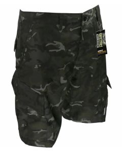 Kombat UK ACU Short - BTP Black