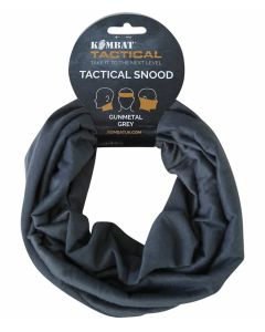 Kombat UK Tactical Snood - Gun Metal Grey