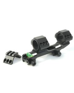 OPW Essentials 30mm/1 inch Tactical Supreme 1 Piece Cantilever Mount