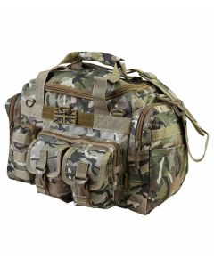 Kombat UK Saxon 35 Litre Holdall - BTP - Optics Warehouse