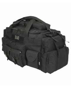 Kombat UK 125L Saxon Holdall - Black - Optics Warehouse