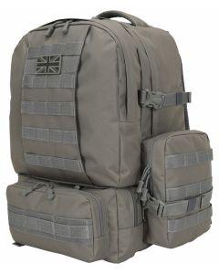 Kombat UK 50 Litre Expedition Pack - Gun Metal Grey - Optics Warehouse