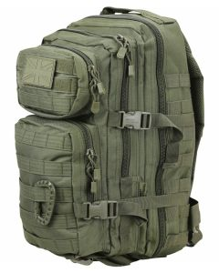 Kombat UK Small Molle 28 Litre Assault Pack - Olive Green