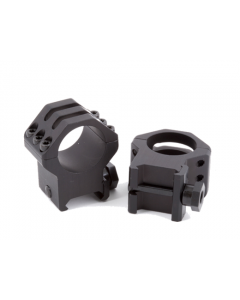 Weaver Tactical 1 inch X-High 6 Hole Caps Scope Rings